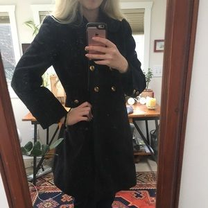 Marc by Marc Jacobs Double-Breasted Coat M